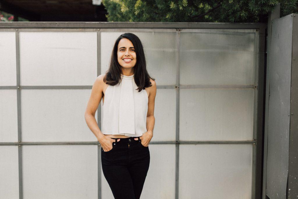 Interview with Sabrina Dax