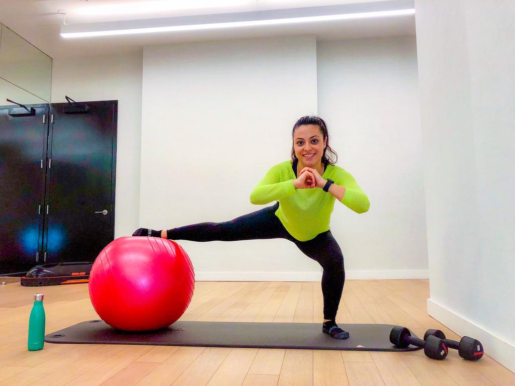 work-life balance with Arminé Gambaryan