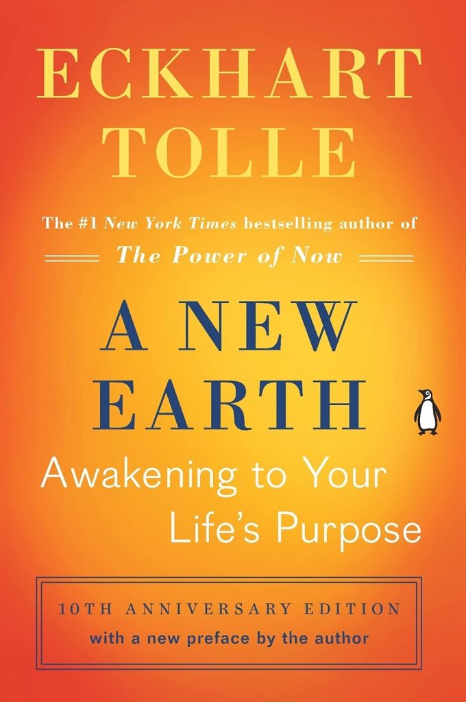 a new earth, eckhart tolle
