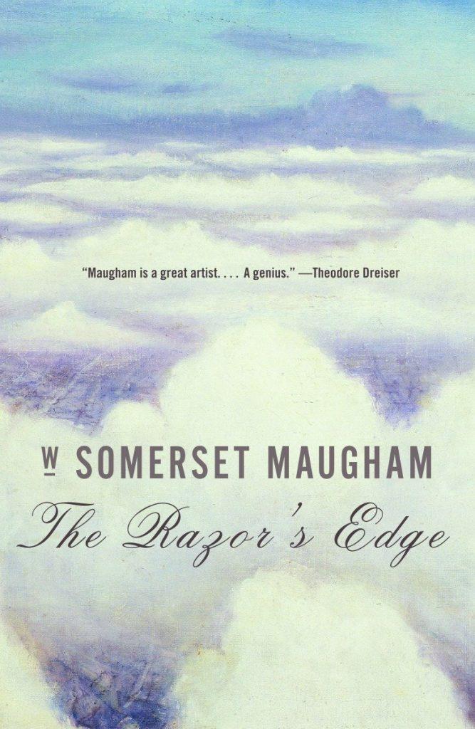 the razors edge, somerset maugham